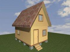 Брусовой дом №179