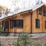 Технология строительства дома из сруба