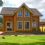 Строительство из домов бруса