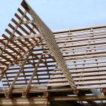 Дома из бруса — крыши