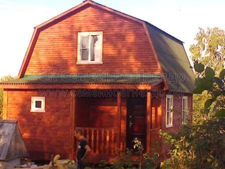 Брусовой дом №175 - Фото 3