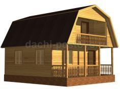 Брусовой дом №31