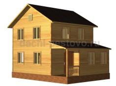 Брусовой дом №41
