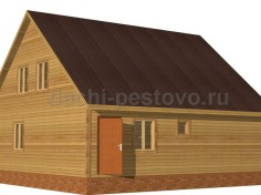 Брусовой дом №59