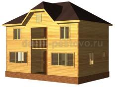 Брусовой дом №65