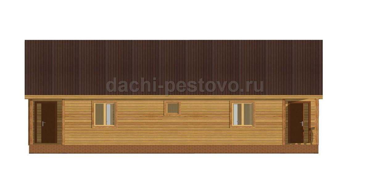 Каркасный дом №11 - Фото 2