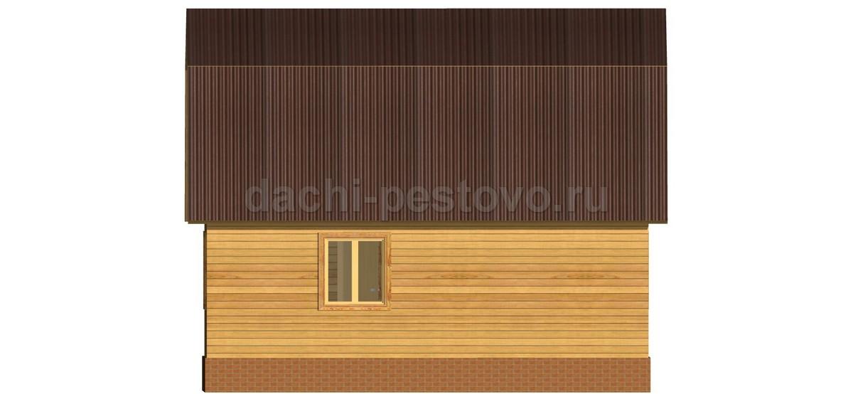 Каркасный дом №27 - Фото 2