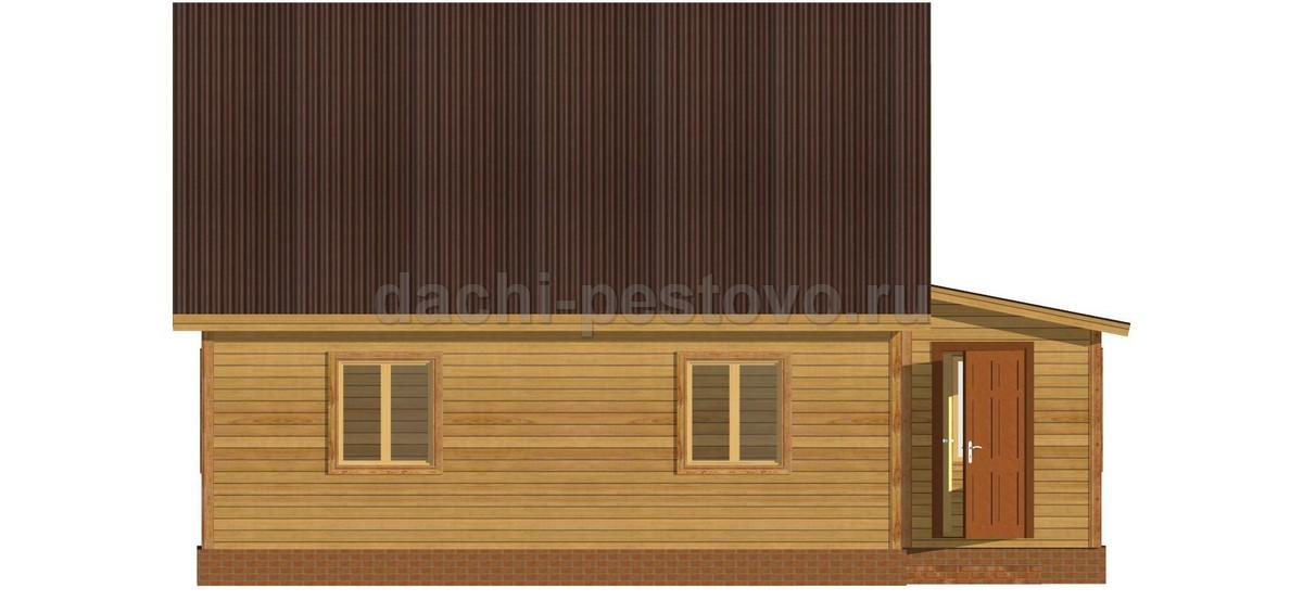 Каркасный дом №47 - Фото 2