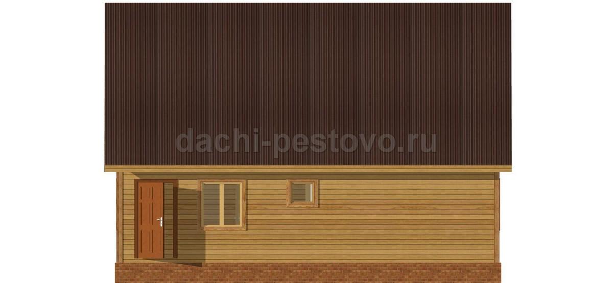 Каркасный дом №59 - Фото 2