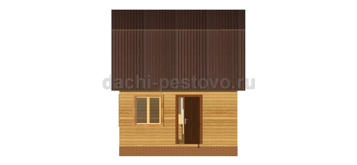 Каркасный дом №14 - Фото 3