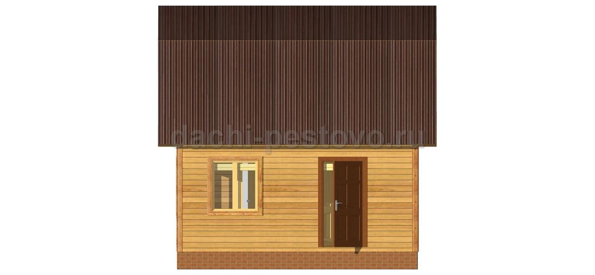 Каркасный дом №20 - Фото 3