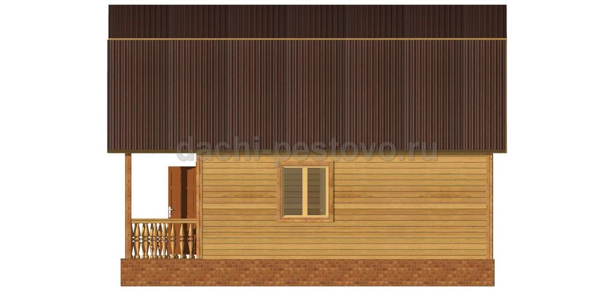 Каркасный дом №31 - Фото 3