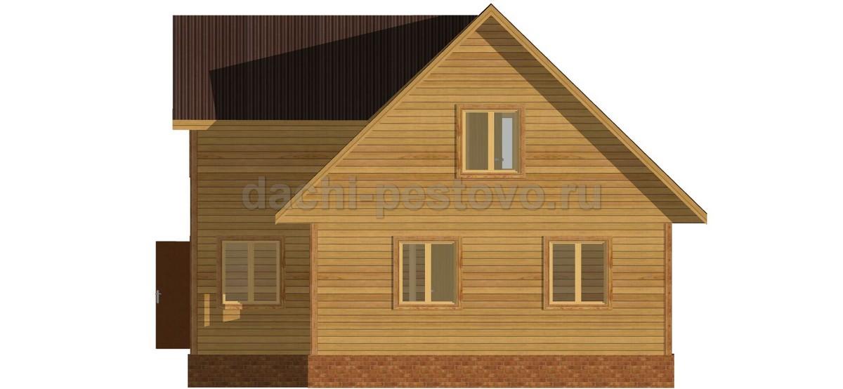 Каркасный дом №49 - Фото 3