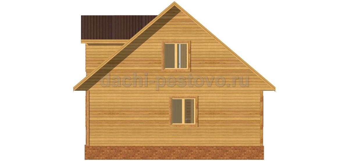 Каркасный дом №56 - Фото 3