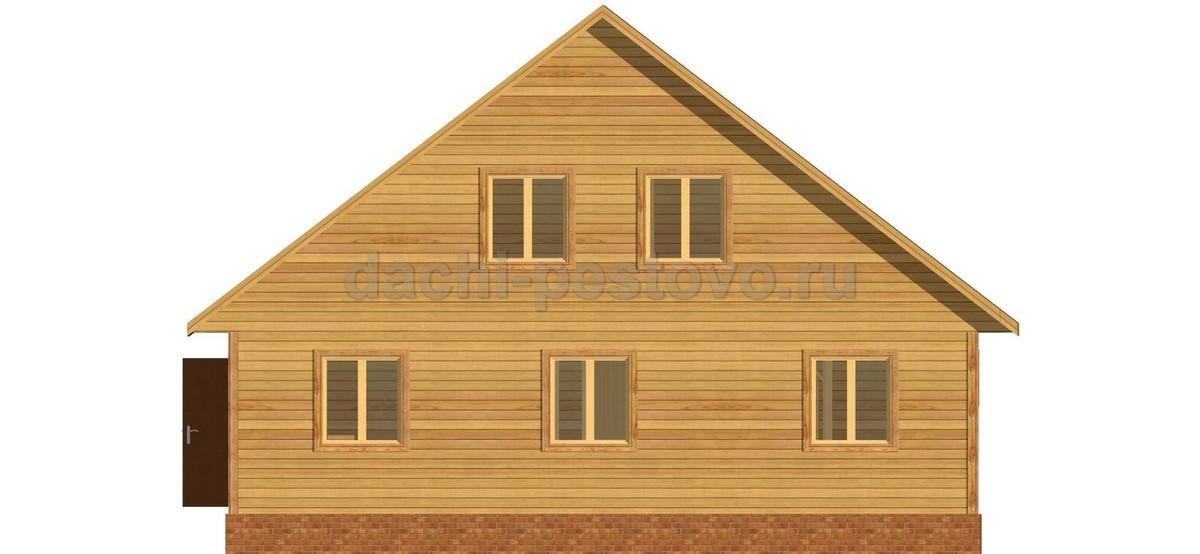 Каркасный дом №59 - Фото 3