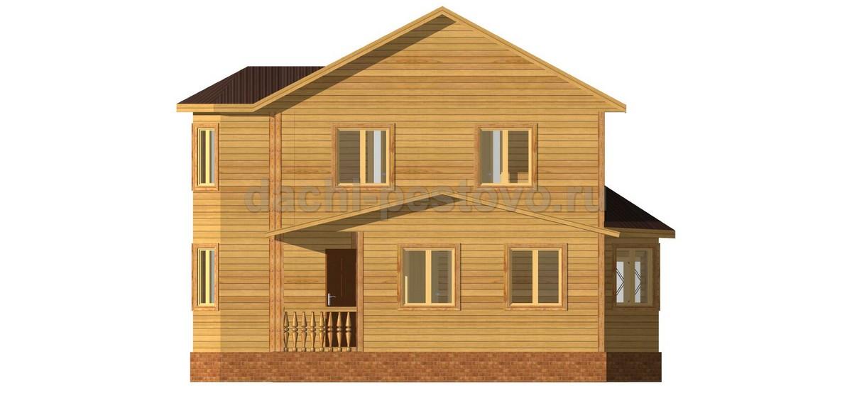 Каркасный дом №60 - Фото 3