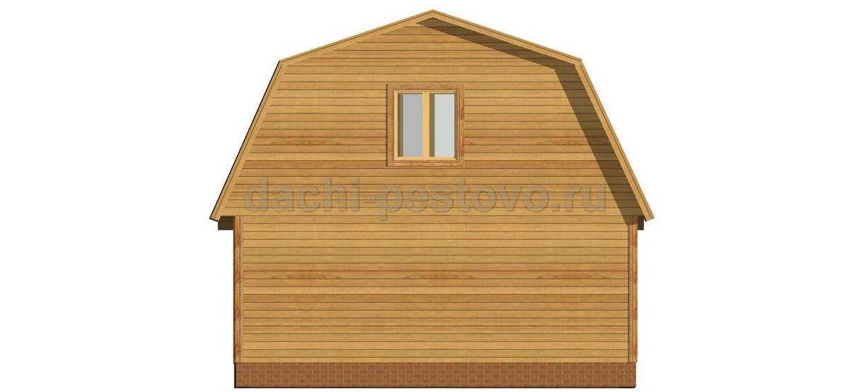 Брусовой дом №23 - Фото 4