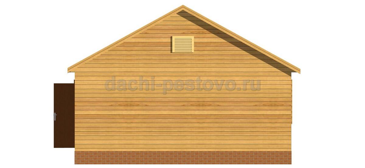Каркасный дом №6 - Фото 4