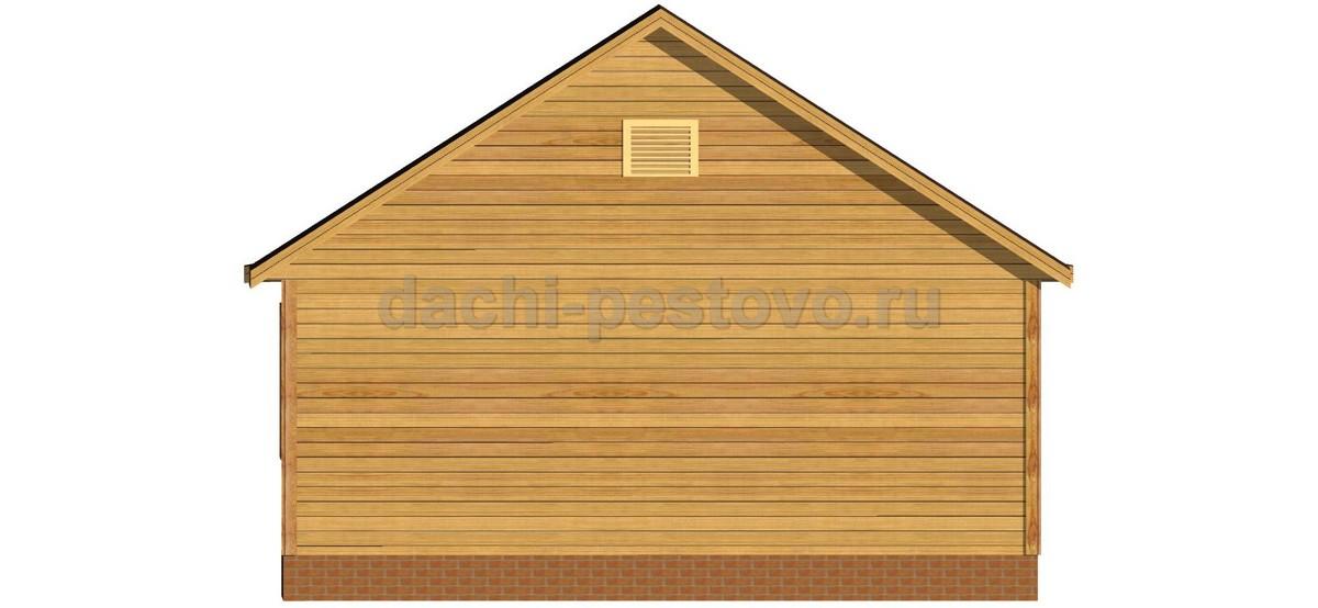 Каркасный дом №8 - Фото 4