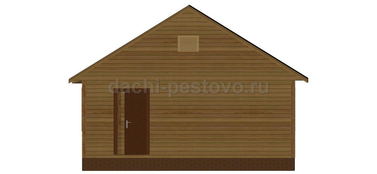 Каркасный дом №1 - Фото 4