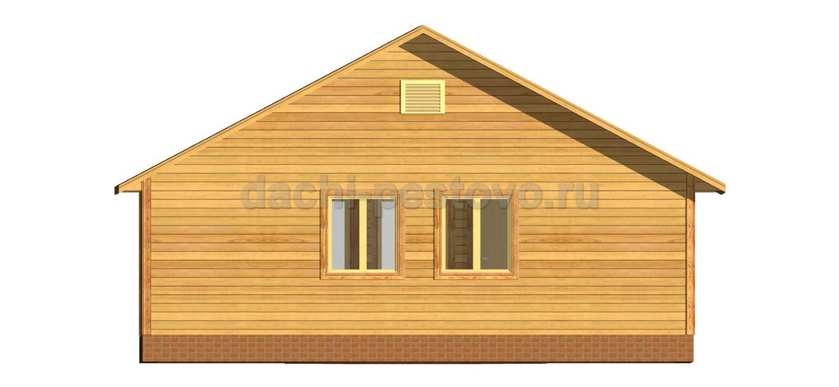 Каркасный дом №10 - Фото 4