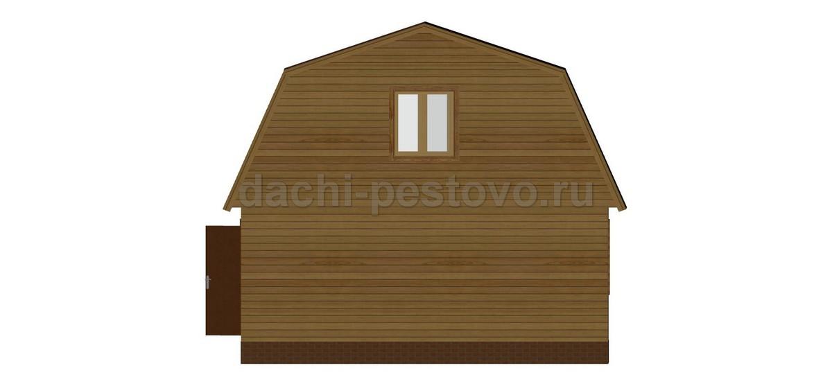 Каркасный дом №14 - Фото 4