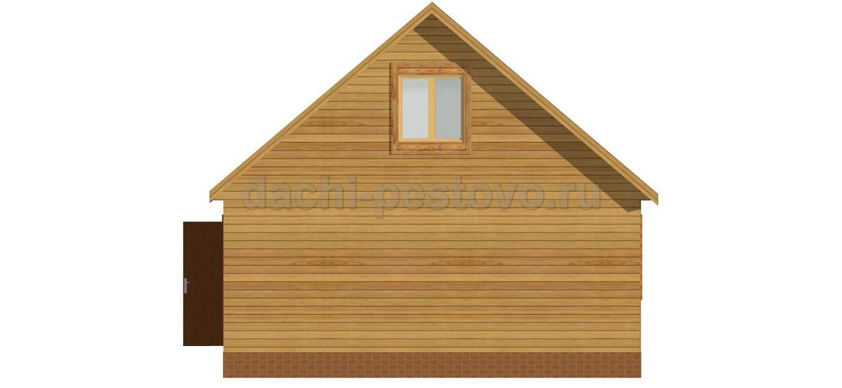 Каркасный дом №16 - Фото 4