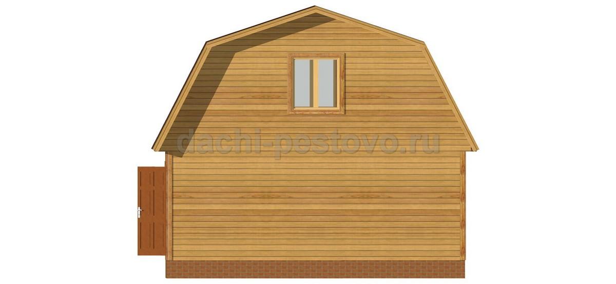 Каркасный дом №20 - Фото 4