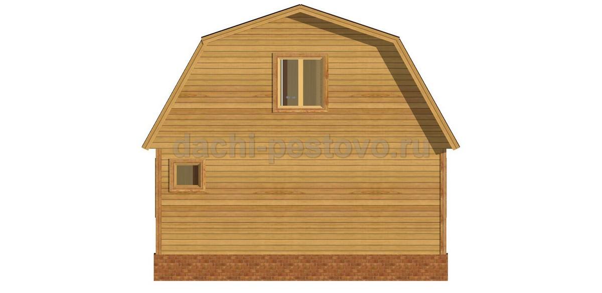 Каркасный дом №31 - Фото 4
