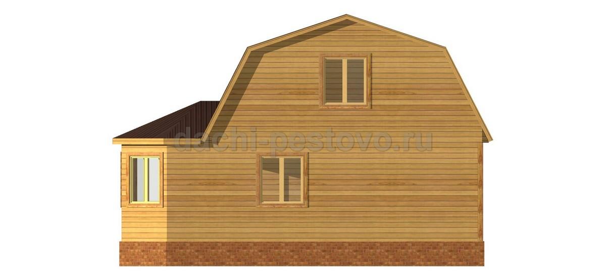 Каркасный дом №33 - Фото 4