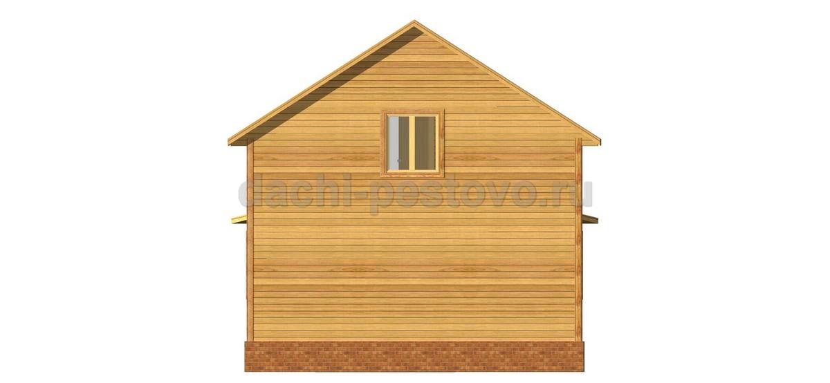 Каркасный дом №40 - Фото 4