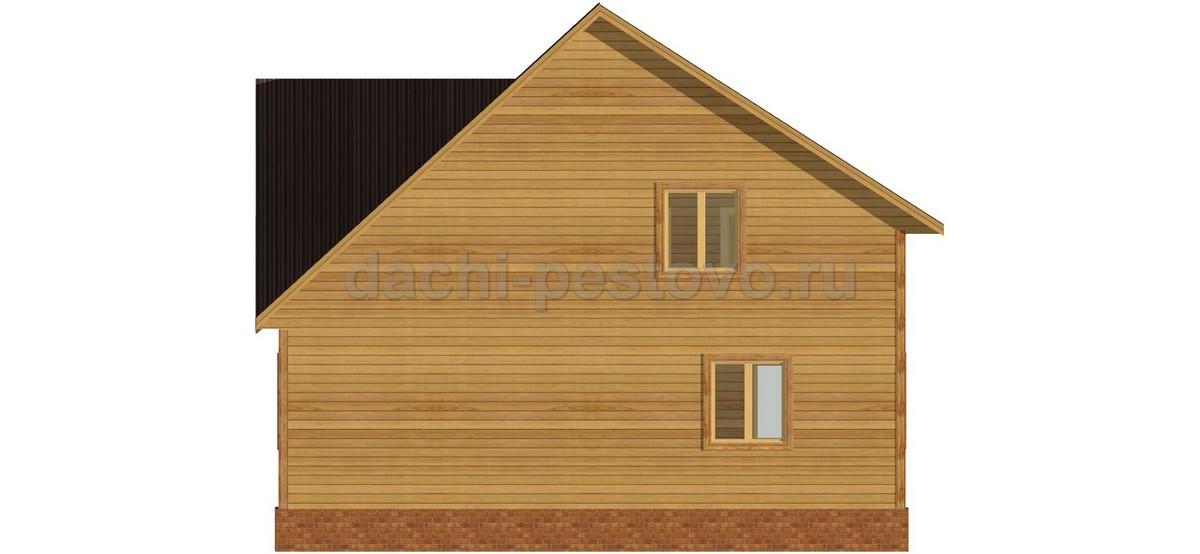 Каркасный дом №52 - Фото 4