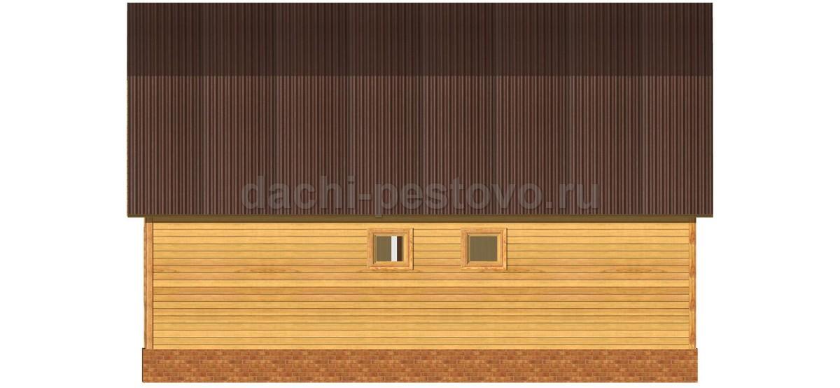 Каркасный дом №58 - Фото 4