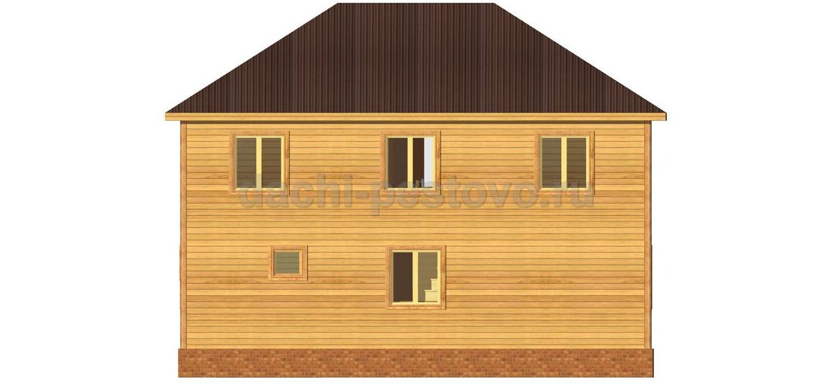 Каркасный дом №63 - Фото 4