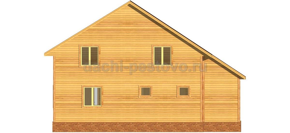 Каркасный дом №67 - Фото 4