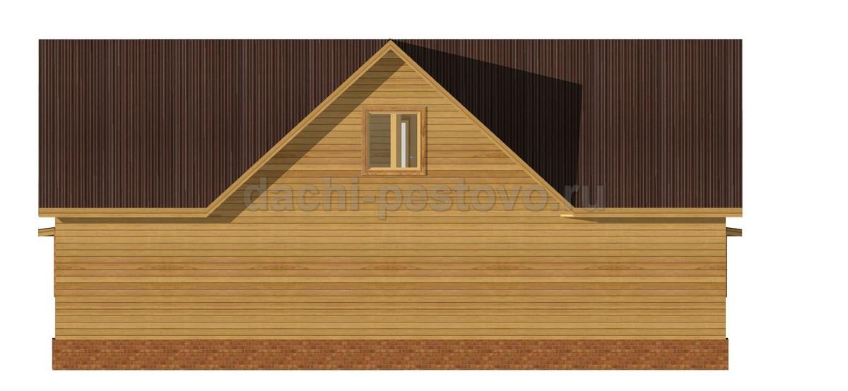Каркасный дом №71 - Фото 4