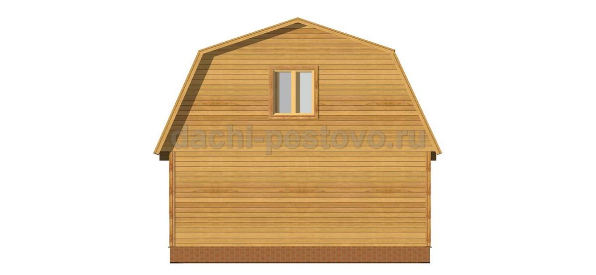 Брусовой дом №21 - Фото 4